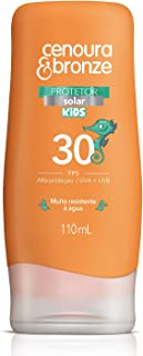 Protetor Solar Kids Fps30, Cenoura e Bronze
