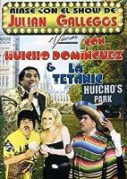 RAISE CON EL SHOW DE JULIAN GALLEGOS CON HUICHO DO