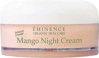 Eminence Organic Skincare Mango night cream 2oz, 2 Ounce