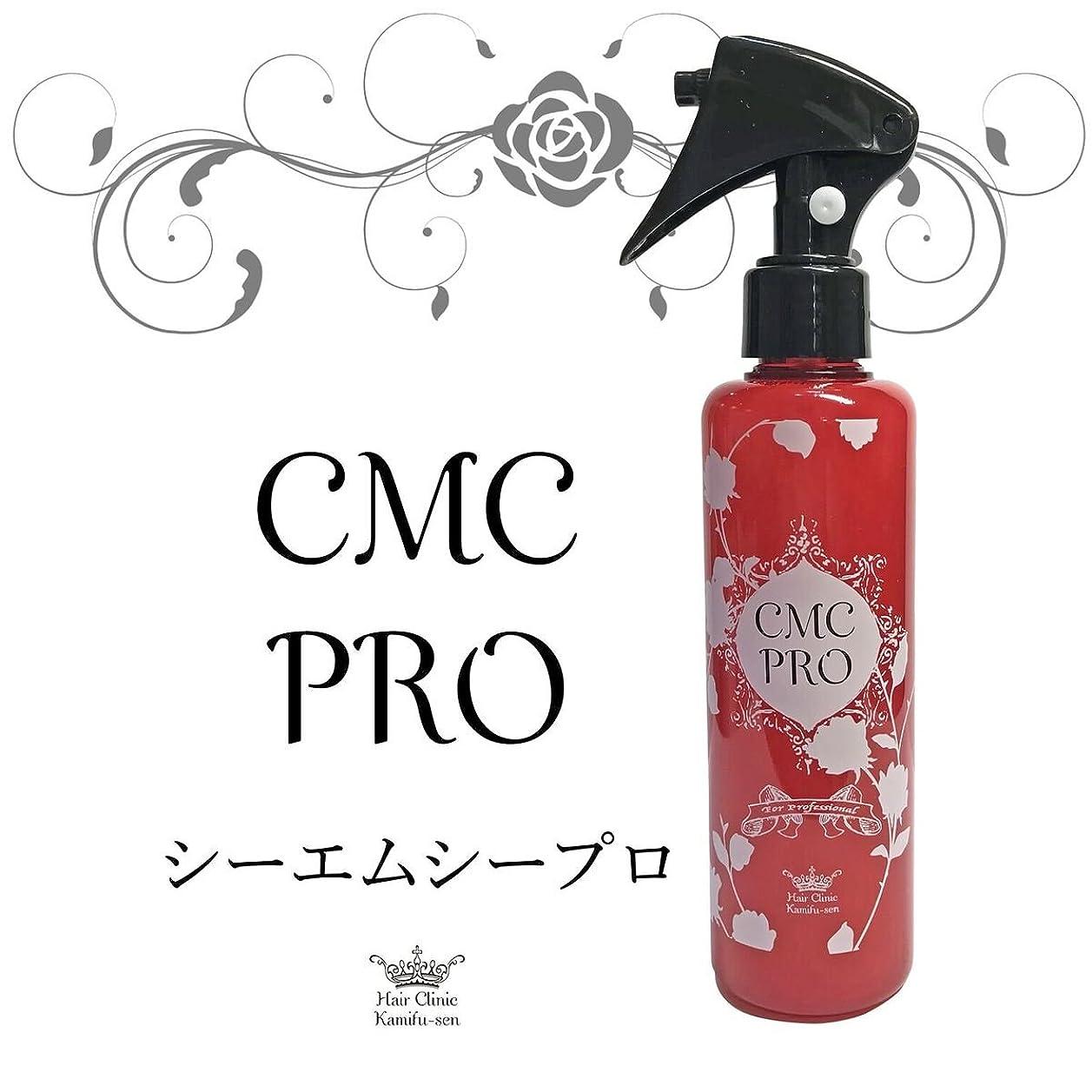 影響する酸仮定CMCプロ(200ml)(バサバサ髪もしっとり髪へ、ビビリ毛修正に最適)