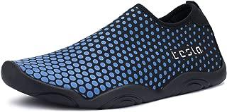 Tesla Men Women & Kids Slip-On Quick-Dry Minimal Beach Aqua Shoes A103 A104 A201