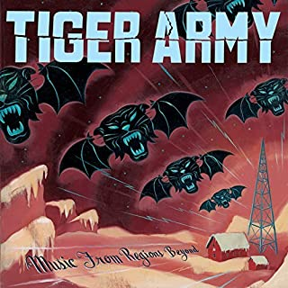 Music From Regions Beyond by Tiger Army (2007-06-05)