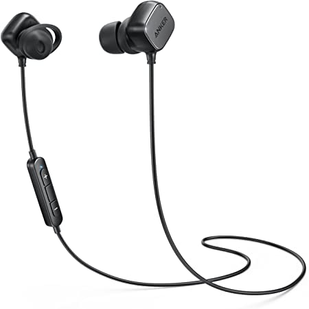 Wireless Headphones, Anker SoundBuds Tag In-Ear Bluetooth Earbuds Smart Magnetic Headphones with aptX Technology, CVC 6.0 Noise