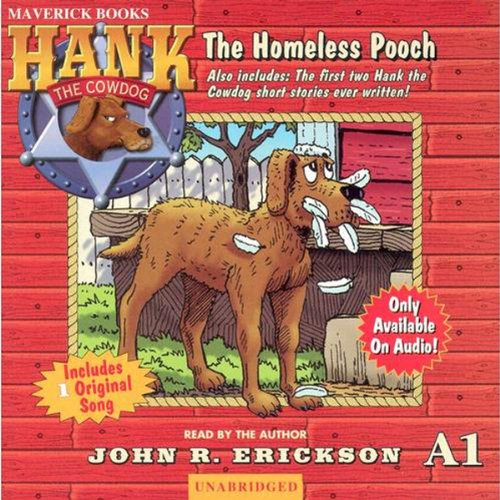 The Homeless Pooch cover art