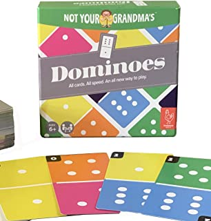 Henhouse Games` Not Your Grandma`s Dominoes Card Game   New Family-Friendly Game   Great for Kids, Teens and Adults   for ...