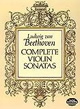 Complete Violin Sonatas (Dover Chamber Music Scores)