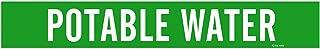 Brady 7219-1Hv Self-Sticking Vinyl Pipe Marker, B-946, 4