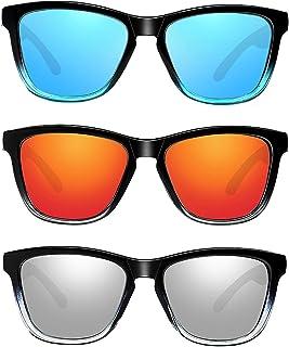 نظارات شمسية نسائية عصرية مستقطبة للرجال نظارات شمسية خمر الظلام عاكسة الدراجات النارية الجري Otter Disco اكسسوارات السفر