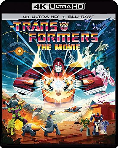 The Transformers: The Movie - 35th Anniversary Edition [4K UHD] [Blu-ray]