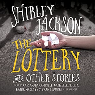 The Lottery, and Other Stories audiobook cover art