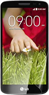 Celicious Vivid Plus Mild Anti-Glare Screen Protector Film Compatible with LG G2 Mini [Pack of 2]