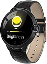 """Sanda Smart Watch, Fitness Tracker with Heart Rate Monitor, Activity Tracker with 1.2"""" Touch Screen, IP67 Waterproof Pedom..."""