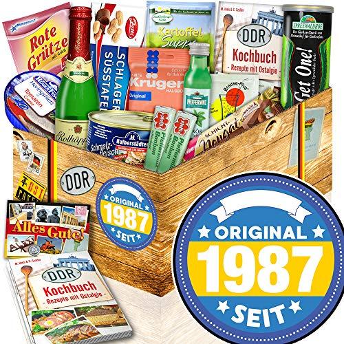 Nervennahrung Geschenk - Geschenk Box Geburtstag - Original seit 1987