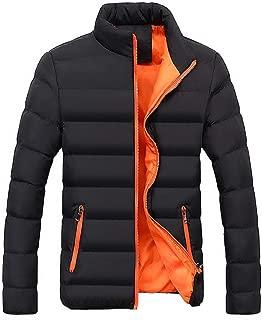 Men's Lightweight Water-Resistant Packable Puffer Jacket