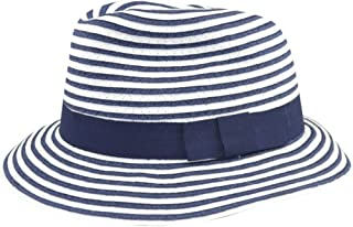 JOYS CLOTHING 麦わら帽子大つばの日曜日の帽子の女性の夏の浜の帽子の大きいFoldable Fedoraの帽子