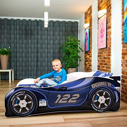 Nobiko -   Autobett Kinderbett