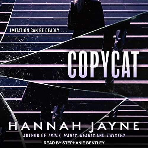 Copycat                   De :                                                                                                                                 Hannah Jayne                               Lu par :                                                                                                                                 Stephanie Bentley                      Durée : 5 h et 43 min     Pas de notations     Global 0,0