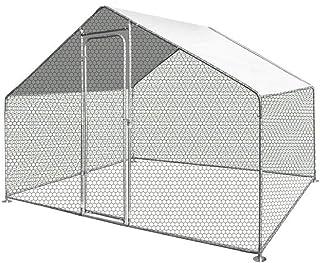 Enclos poulailler/Volière extérieur 6 m2