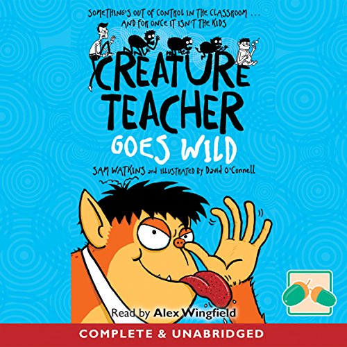 Creature Teacher Goes Wild cover art