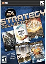 EA Strategy Collection (Black & White 2, Black & White 2 Battle of Gods, Command & Conquer Generals, Command & Conquer Generals Zero Hour, Lord of the Rings Battle for Middle Earth) - PC