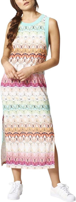 Alexander Graham Bell Disparidad ego  Amazon.com: adidas Originals Women's Borbofresh Tank Dress 9 Other: adidas  Originals: Clothing