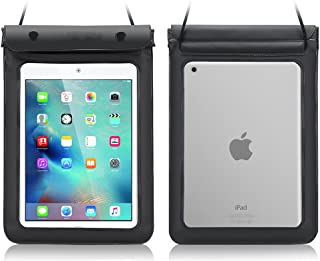 Universal 7-8 inch Waterproof Tablet Case Cover Dry Bag Pouch for iPad Mini 5/4/3/2 / Nexus 7 /Samsung Galaxy Tab A 8