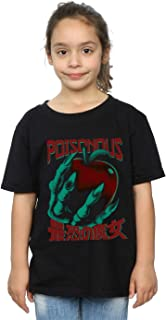 Disney Girls Evil Queen Poisonous T-Shirt