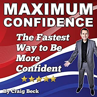 Maximum Confidence audiobook cover art