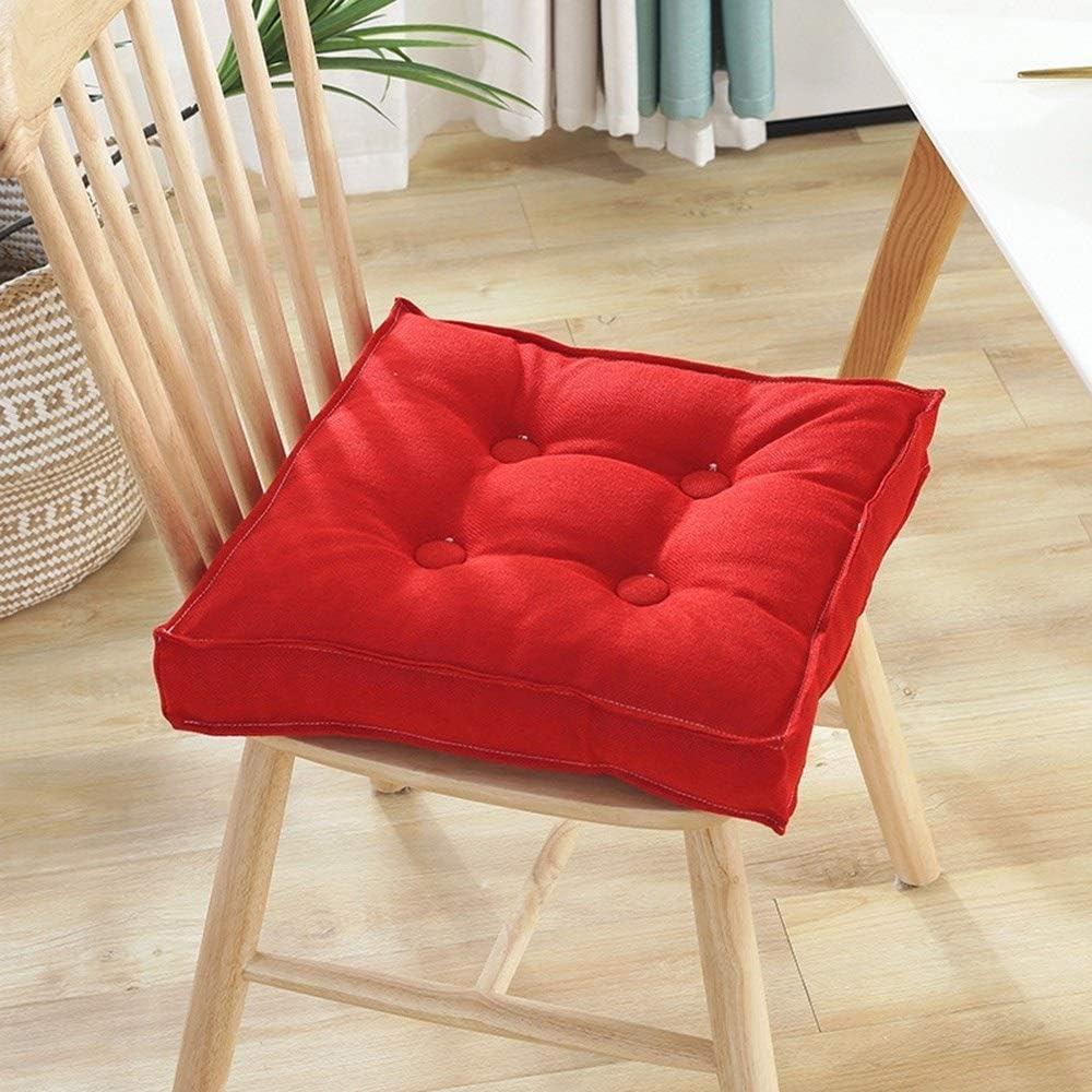 Soft High Elastic Cotton Outdoor 45cm Squar Cushion 1PCS Garden Popular brand in the world Spasm price