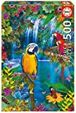 Educa Borras - Genuine Puzzles, Puzzle 500 piezas, Paraiso tropical (15512)