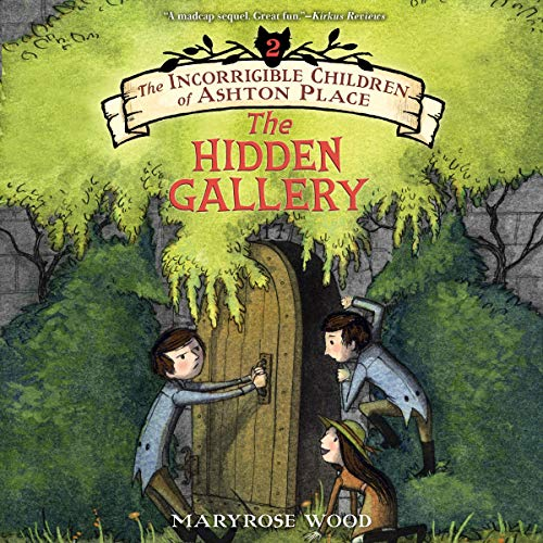 Couverture de The Hidden Gallery
