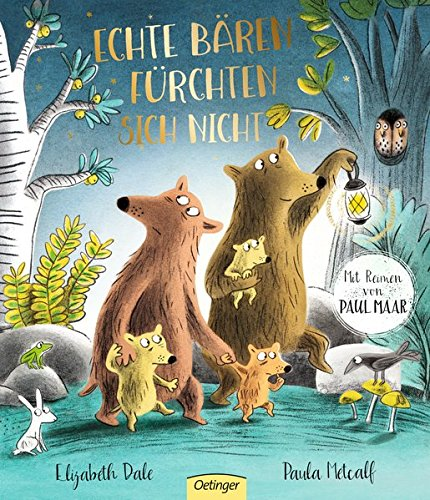 Echte Bären fürchten sich nicht (Tapa dura)