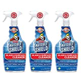 Invisible Shield Glass & Surface Cleaner and Repellent 25 fl. oz. Cleans and Protects Against Future Dirt on Multi Surfaces by UNELKO- Clean-X Invisible Shield (3)