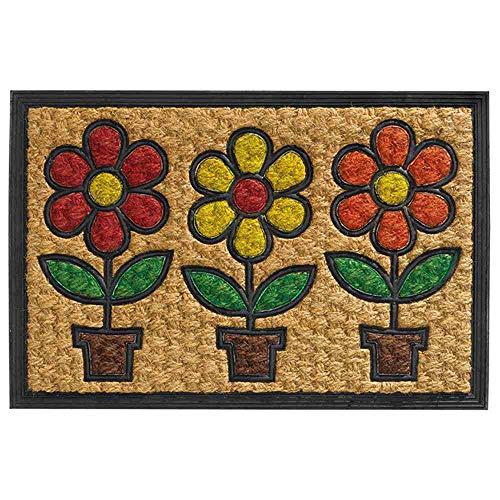 Siena Home Potted Flowers - Felpudo (40 x 60 cm)