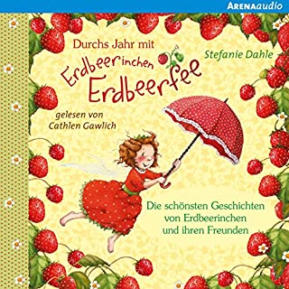 Durchs Jahr mit Erdbeerinchen Erdbeerfee Titelbild