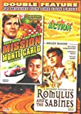 Mission Monte Carlo / Romulus And The Sabines [Slim Case]