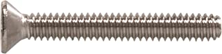The Hillman Group The Hillman Group 3740 3-48 x 3/4 in. Stainless Steel Flat Head Phillips Machine Screw (50-Pack)