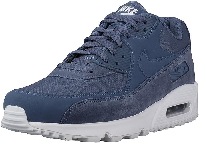 Nike - Air Max 90 Essential - AJ1285400 - Colore: Azzuro - Taglia ...