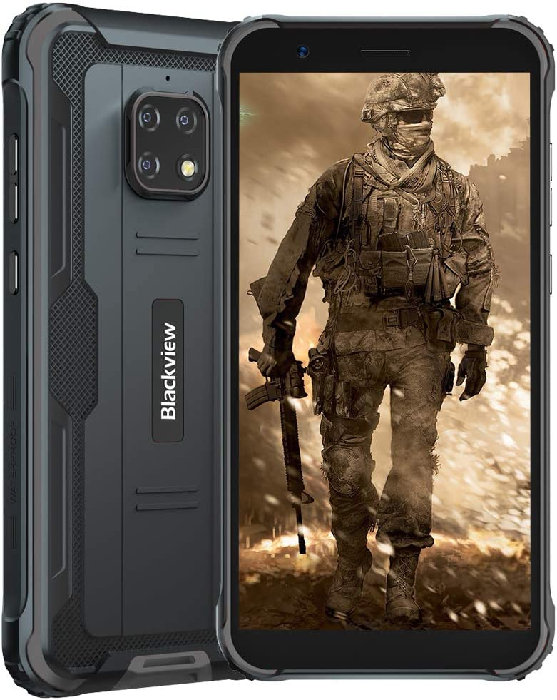 Our shop OFFers the best service Rugged New Shipping Free Shipping Smartphone Unlocked Blackview BV4900 Android 3GB+32GB 10