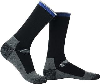 Sponsored Ad - TopAAA Merino Wool Cushioned Hiking Socks for Men and Women, Work, Trekking, Outdoor