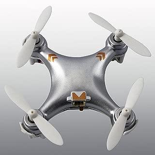 W toy Bolsillo de Control Remoto de Aviones Resistente a Las Gotas de Mini Cuatro Ejes de Aeronaves Micro-Helicópteros sin Piloto de Pulso Eléctrico Niños 'S Juguetes