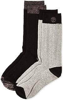 Timberland Socks for Men - Black L