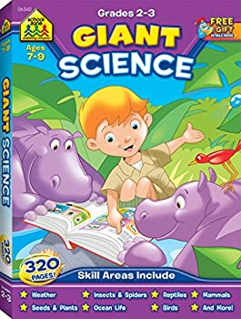 Giant Science: Grades 2-3 160159741X Book Cover