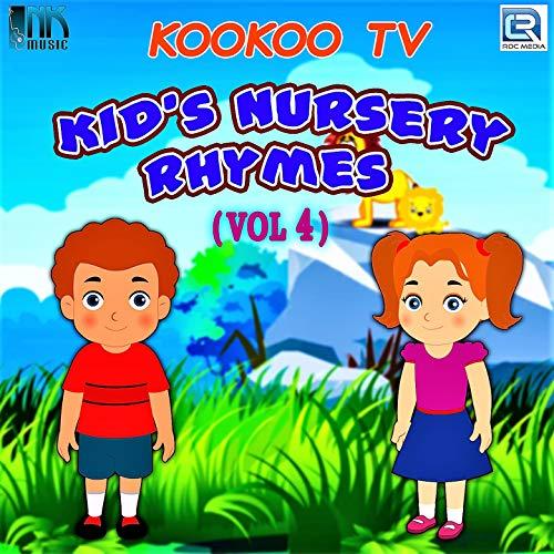 Koo Koo T.V. Kids Nursery Rhymes, Vol. 4