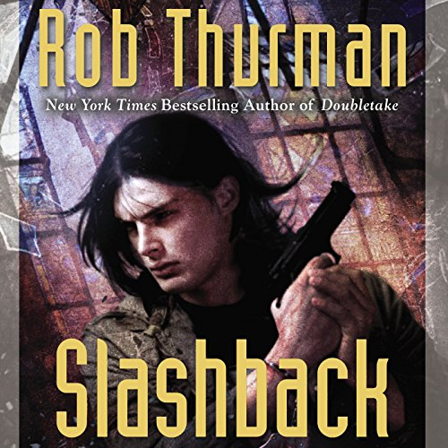 Slashback audiobook cover art