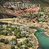 New Mexico Wild & Scenic 2022 12 x 12 Inch Monthly Square Wall Calendar, USA United States of America Southwest State Nature