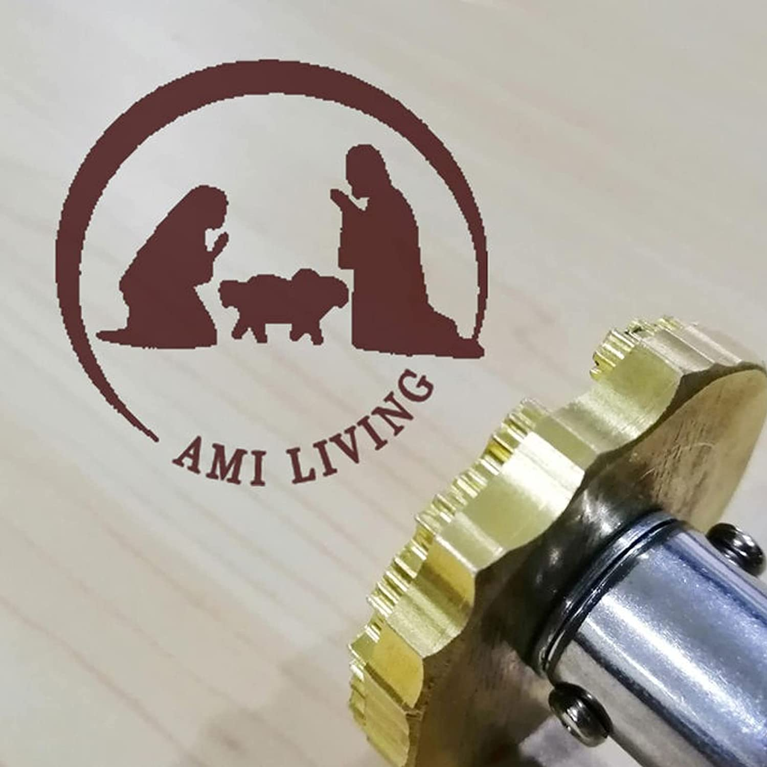 Custom Electric Branding Iron Max 90% OFF Fort Worth Mall for Woodworking Lea Wood Meat Food