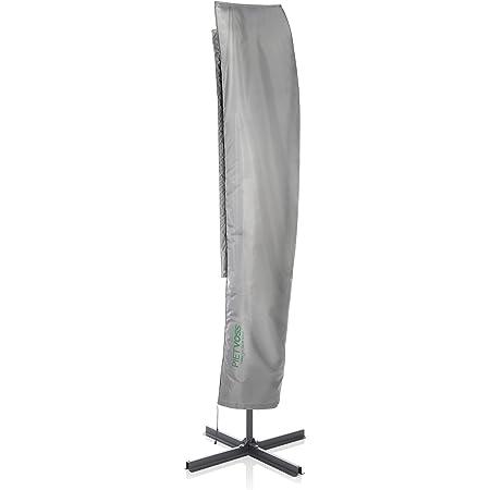 bis 400 cm Ø /& 300x300 cm silbergrau Schneider Schutzhülle für Ampelschirme