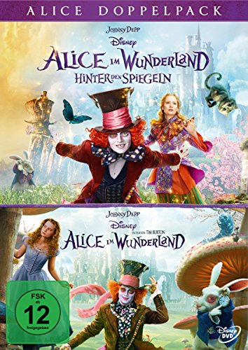 Alice im Wunderland - Doppelpack [2 DVDs]