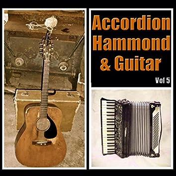 Accordion, Hammond & Guitar, Vol. 5